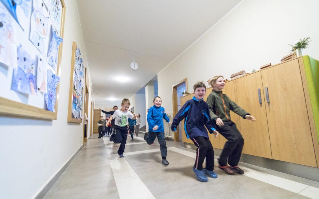 Informace o organizaci výuky a provozu školu na začátku školního roku