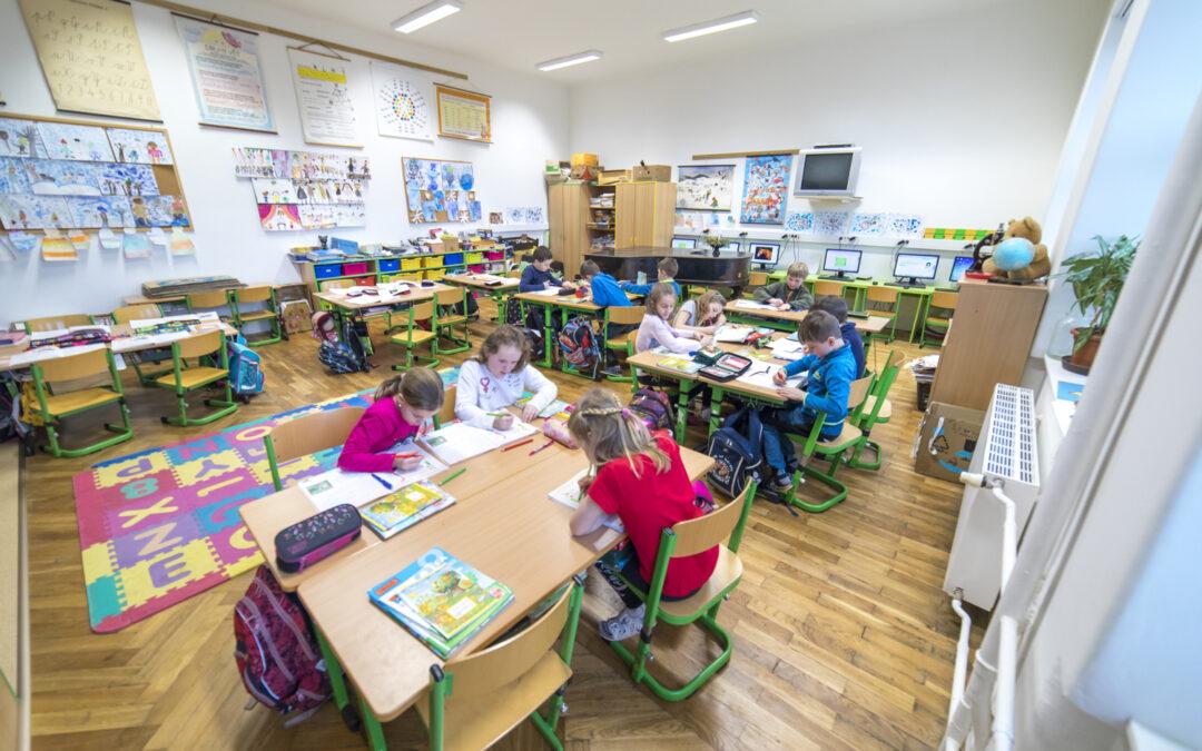 Informace k provozu školy od 18. 11. 2020