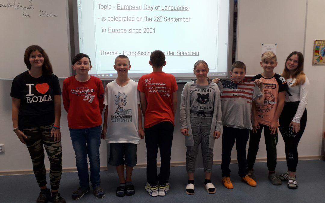 Ohlédnutí za Evropským dnem jazyků
